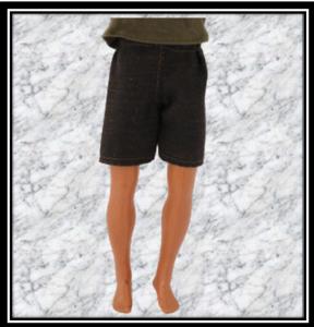 Kens Brown Shorts