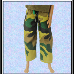 Kens Camouflage Pants