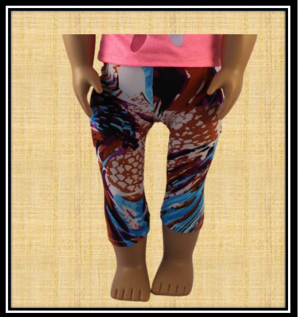 Our Generation Abstract Tights