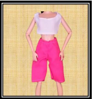 Barbie Pink Shorts